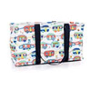 Thirty One Large Utility Tote in Happy Camper